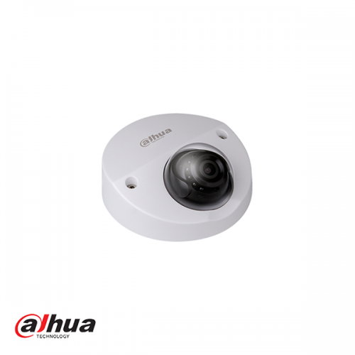 Dahua 4MP WDR vandaalproof IR dome camera 2.8mm