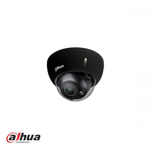 Dahua 4MP IP IR motorized dome camera ZWART