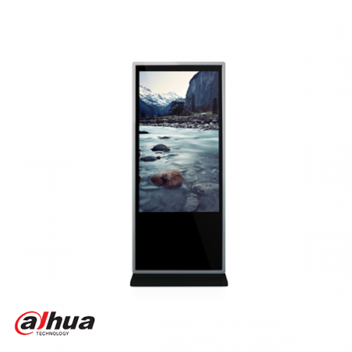 Dahua 49'' Floor Standing Digital Signage with Touchscreen