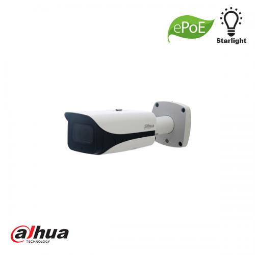 Dahua 2MP Starlight IR bullet camera 2.7-12mm motorized lens ePoE