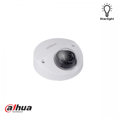 Dahua Starlight 2MP Sony Exmor IR dome camera