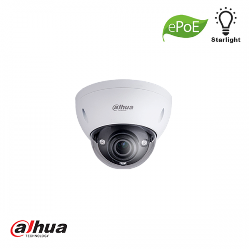Dahua 2MP IR Starlight Face Recognition dome camera