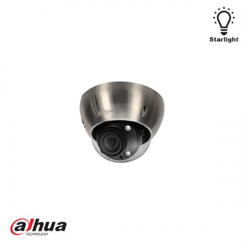 Dahua 2MP Starlight Anti-Corrosion (RVS) IR Dome Network Camera