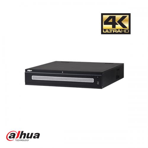 Dahua 64 kanalen super NVR incl 4TB HDD
