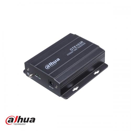 Dahua Ethernet Optical Receiver 1 port
