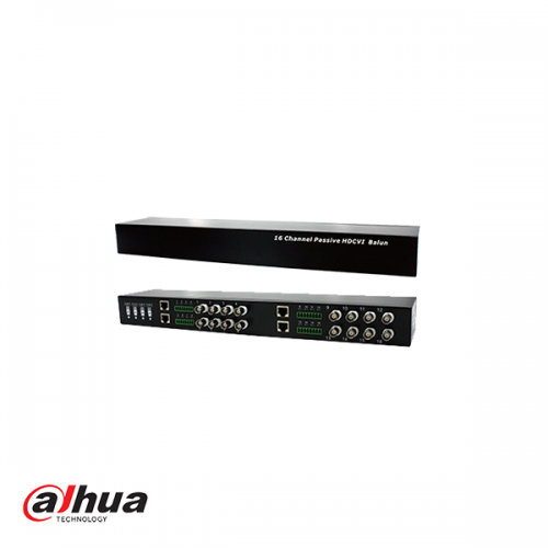 Dahua 16 Channel 4MP Passive HDCVI Balun