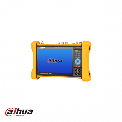 """Integrated Mount tester 7"""" touchscreen"""