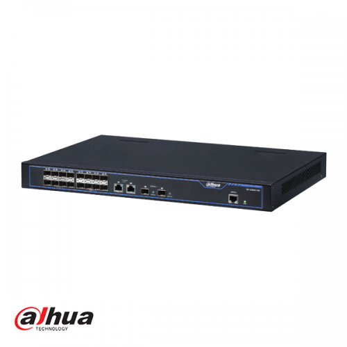Dahua 16-Port Fiber Switch