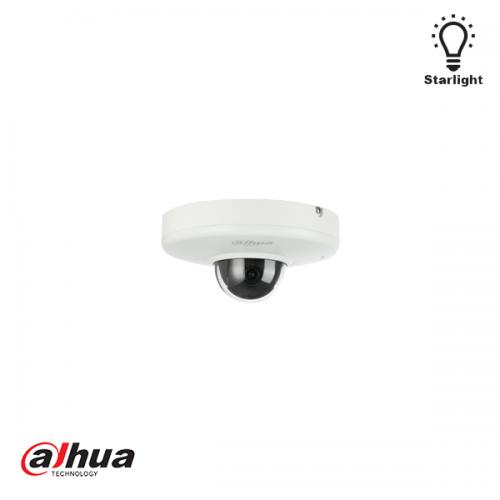 Dahua 2MP 3x Starlight PTZ Network Camera