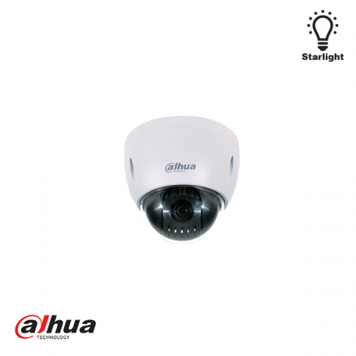 Dahua 2 Megapixel opbouw 12x zoom PTZ Starlight camera