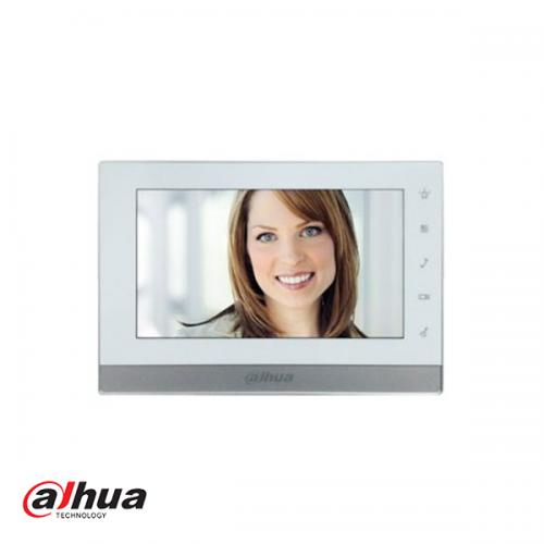 """Dahua 7"""" intercom IP binnenpost touchscreen"""