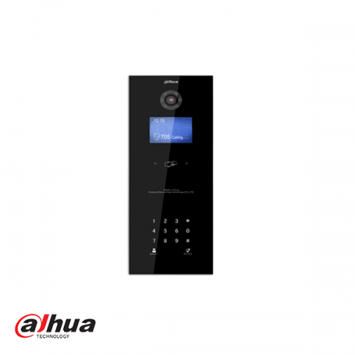 Dahua big appartment IP buitenpost
