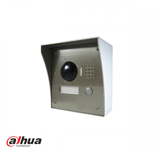 Dahua IP intercom buitenpost incl. opbouw behuizing