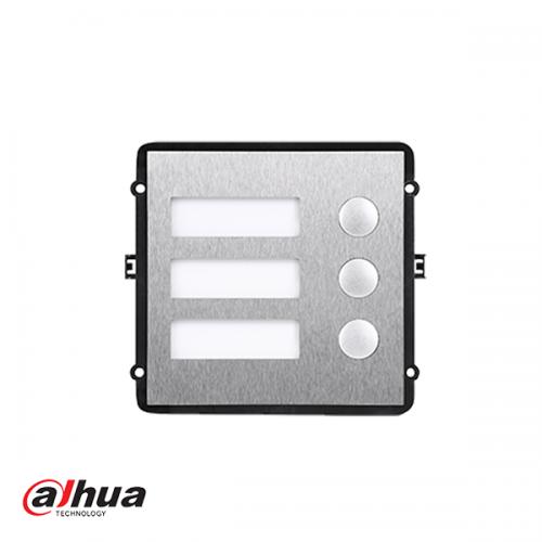 Dahua 3-button module