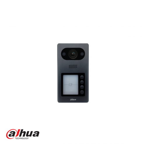 Dahua IP 4-button Villa Outdoor Station IP65 & IK08