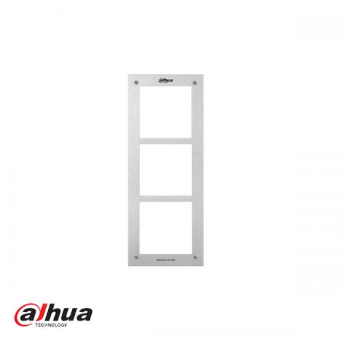 Dahua front panel voor 3 modules