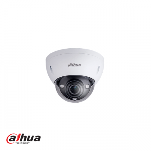 Dahua 8 MP IR Motorzoom 2.7-12mm WDR Dome Camera