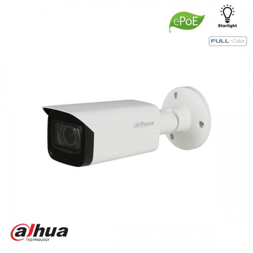 Dahua 2MP WDR Full-color Starlight Mini Bullet Network Camera 3.6mm