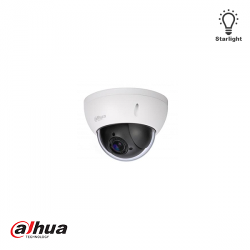Dahua 2 Mp Full HD Starlight Mini PTZ Dome Camera