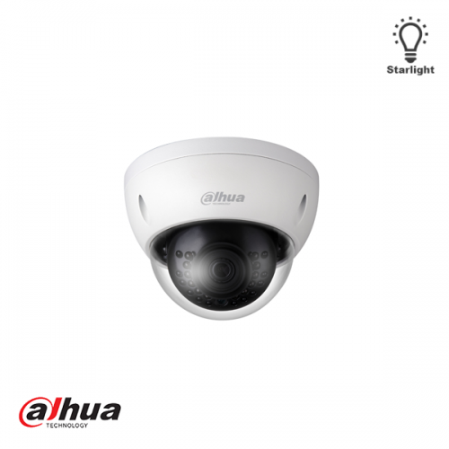 Dahua 2MP full HD vandaalproof dome camera met IR 3 axis 2.8 mm lens