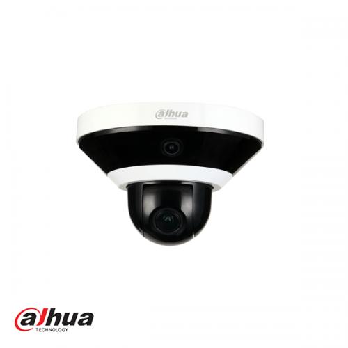 Dahua 3x2MP Multi-Sensor Network Camera+PTZ Camera