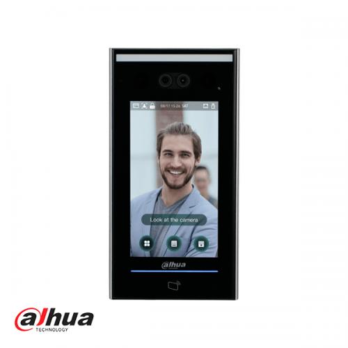 Dahua Face Recognition Access Controller with Temperature Measure
