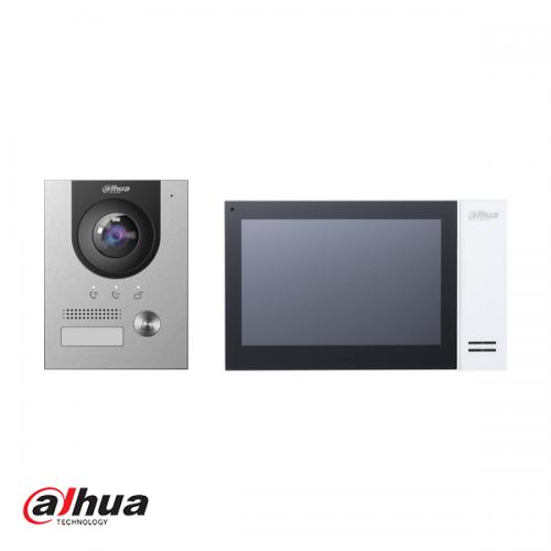 Dahua Intercom kit: VTH2421FW-P
