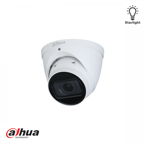 Dahua 5MP Motorized 2.7-13.5mm IR Dome Camera