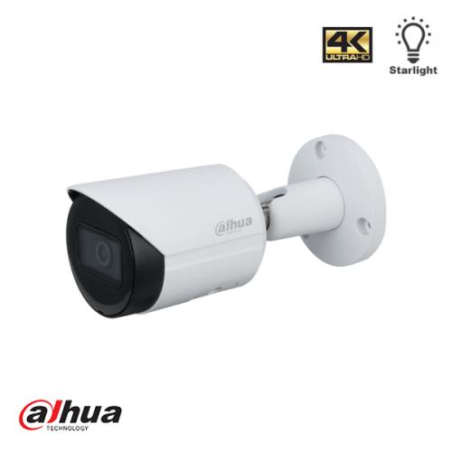 Dahua 8MP Lite IR Fixed-focal Bullet Network Camera 2.8mm