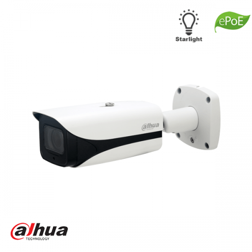 Dahua 4MP WDR IR Bullet AI Network Camera 2.7-12mm