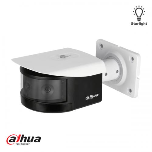 Dahua 3x2MP Multi-Lens Panoramic Network IR Bullet Camera