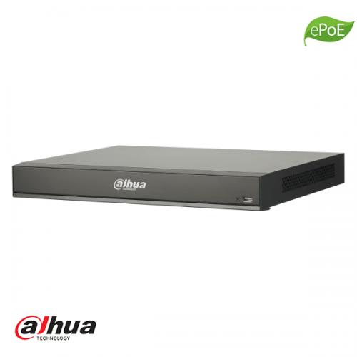 Dahua 8 kanaals 1U 8x PoE AI Network Video Recorder incl 2TB HDD
