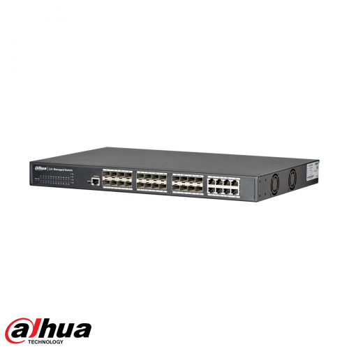 Dahua L2+ Managed Switch