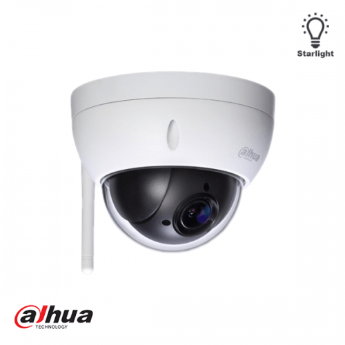 Dahua 2 Mp Full HD Starlight WiFi Mini PTZ Dome Camera