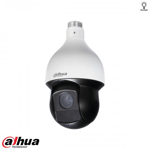 Dahua 4MP 32x Starlight IR PTZ AI Network Camera