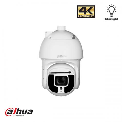 Dahua 4K 40x Starlight IR PTZ AI Network PTZ Camera