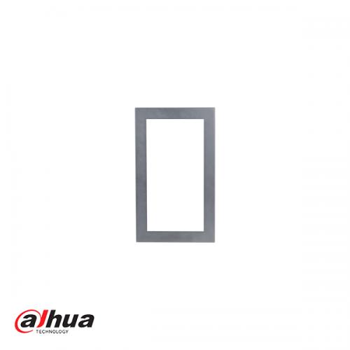 Dahua Intercom 2-Module opbouw/inbouw montageplaat