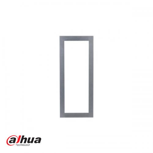 Dahua Intercom 3-Module opbouw/inbouw montageplaat