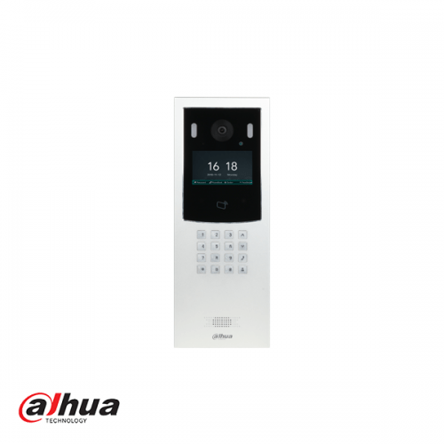 """Dahua 4.3"""" Face Recognition Apartment Outdoor Station"""